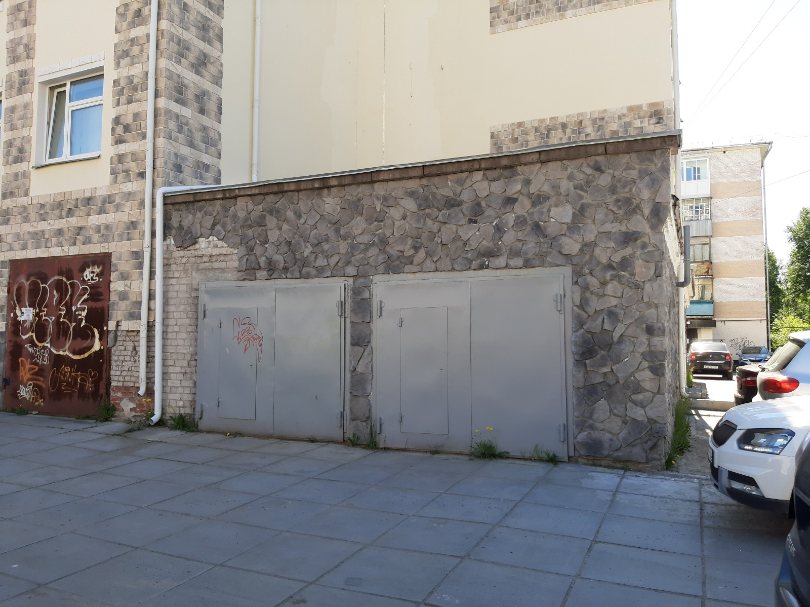 Аренда гаража в г. Архангельске